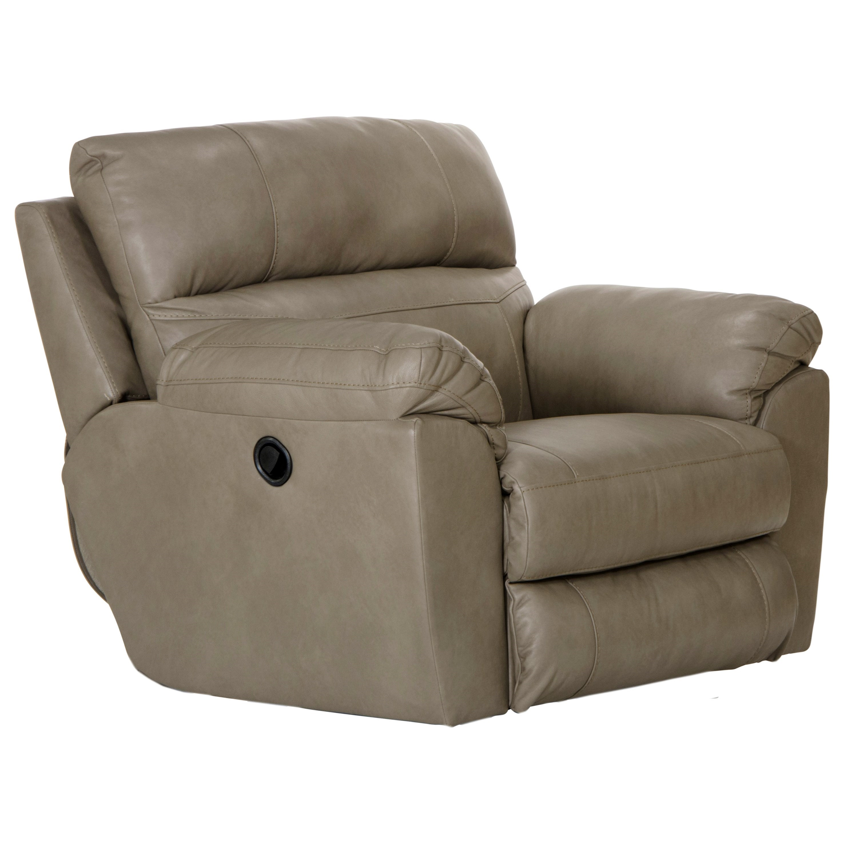 Costa Power Lay Flat Recliner by Catnapper at Northeast Factory Direct