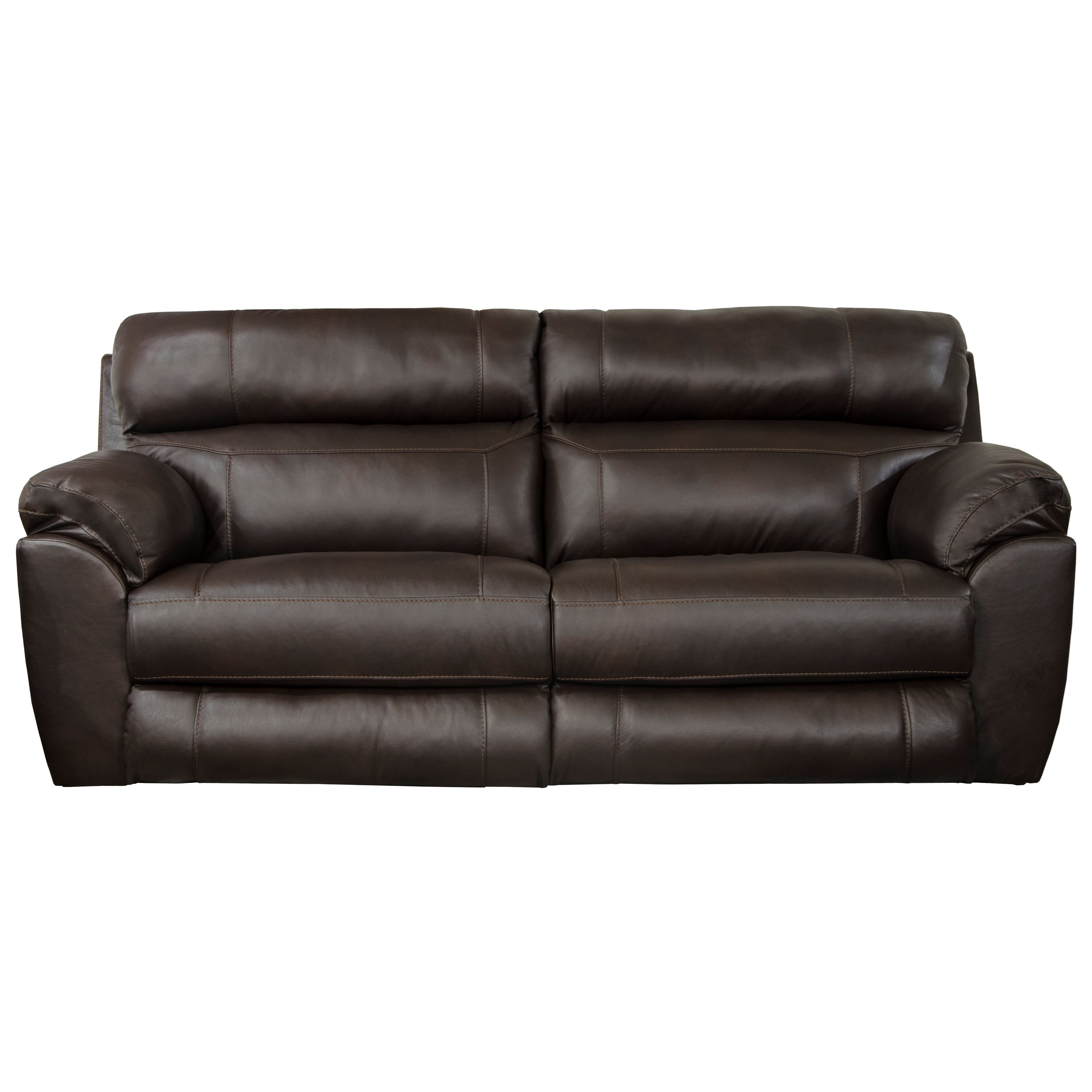 Costa Power Lay Flat Reclining Sofa by Catnapper at Northeast Factory Direct