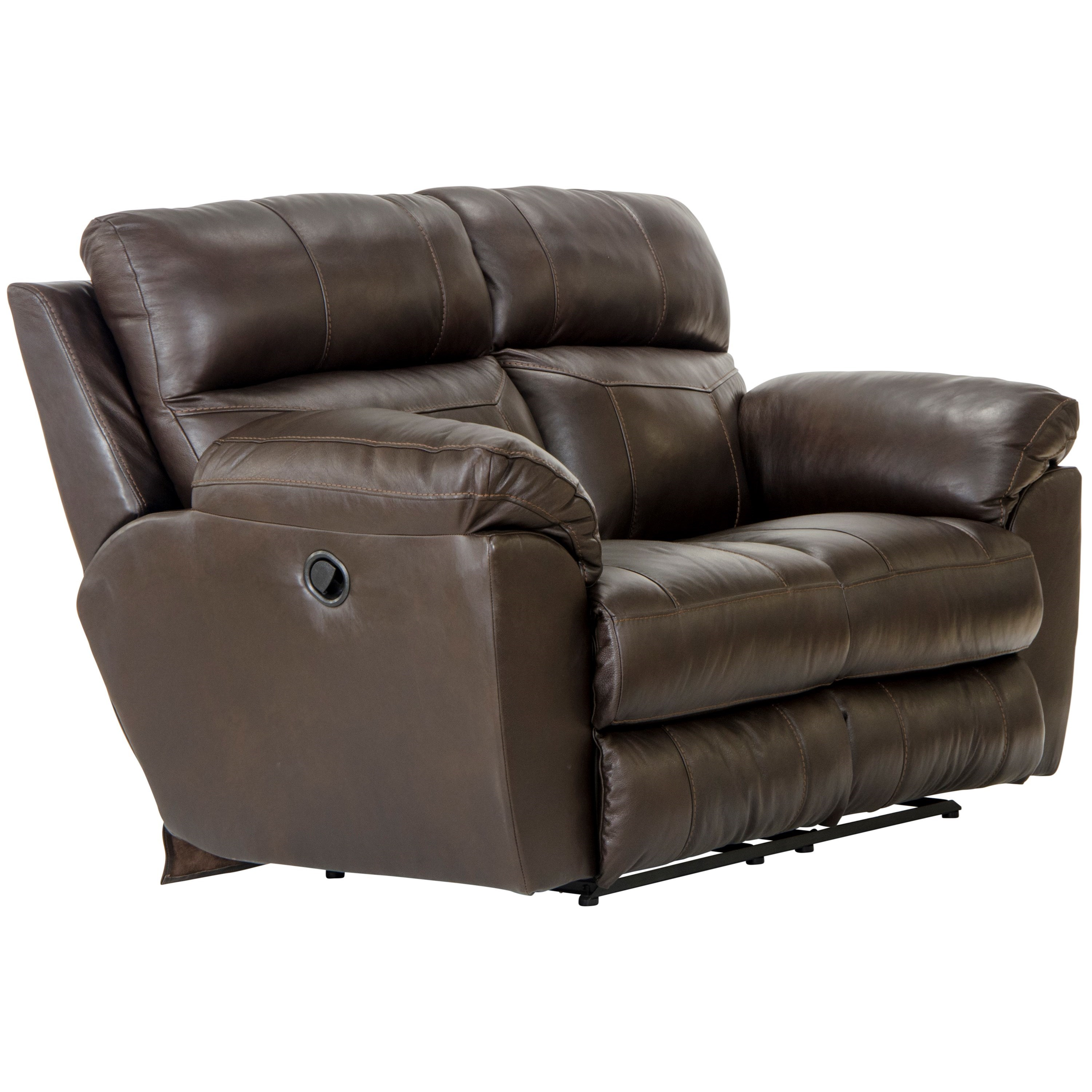 Costa Power Lay Flat Reclining Loveseat by Catnapper at Northeast Factory Direct