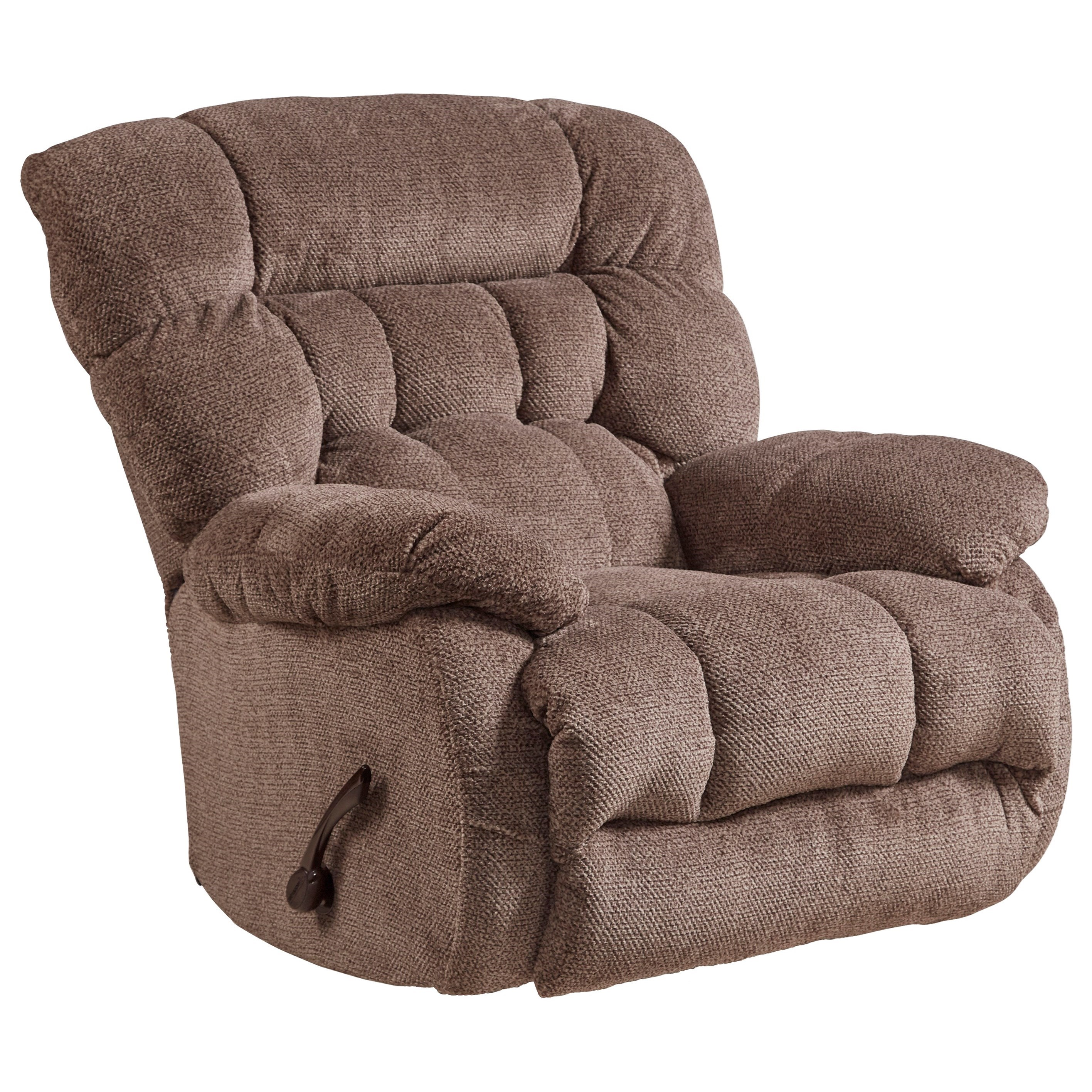 Daly Swivel Glider Recliner by Catnapper at Lapeer Furniture & Mattress Center