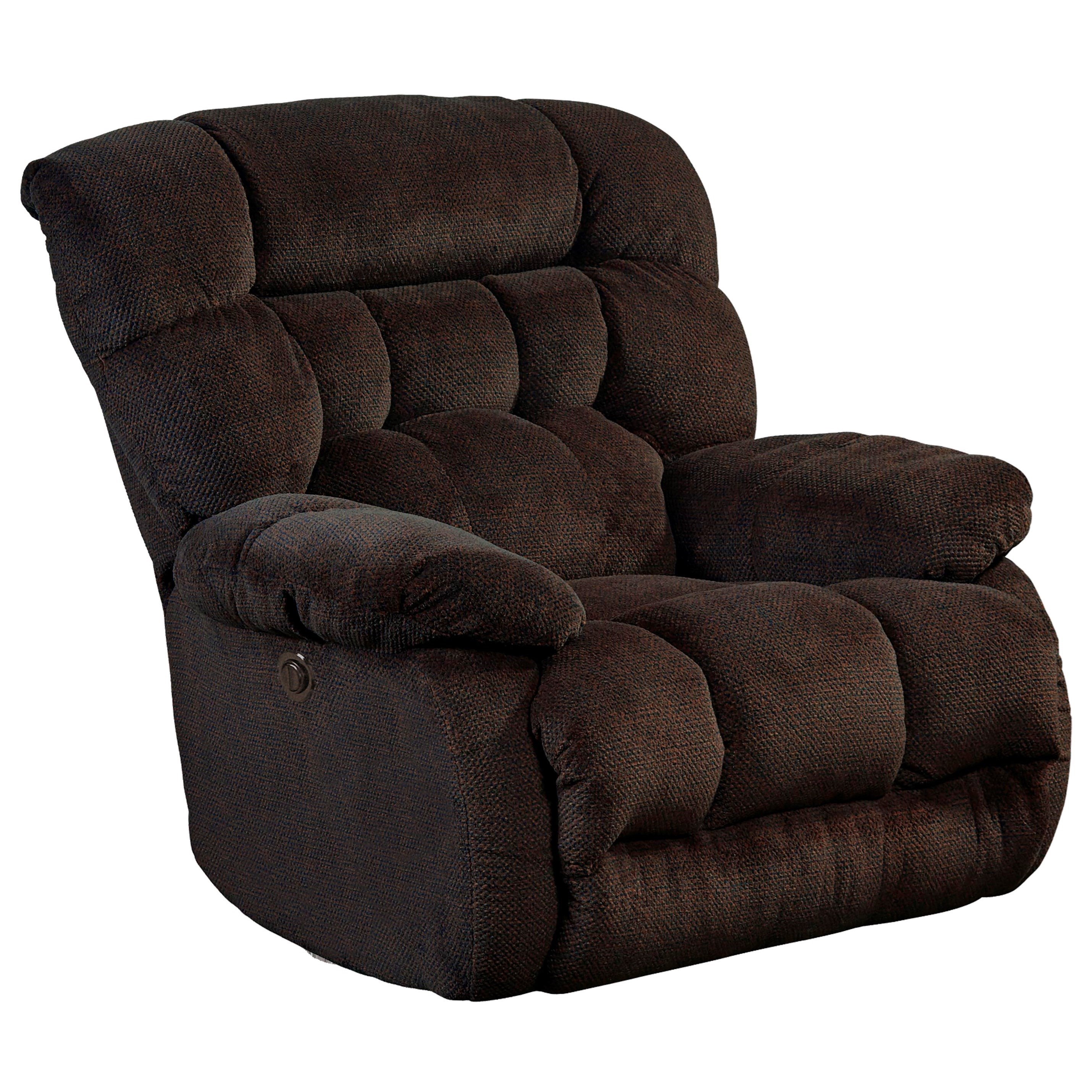 Daly Power Lay Flat Recliner by Catnapper at Northeast Factory Direct
