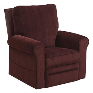 Transitional Pow'r Lift Recliner