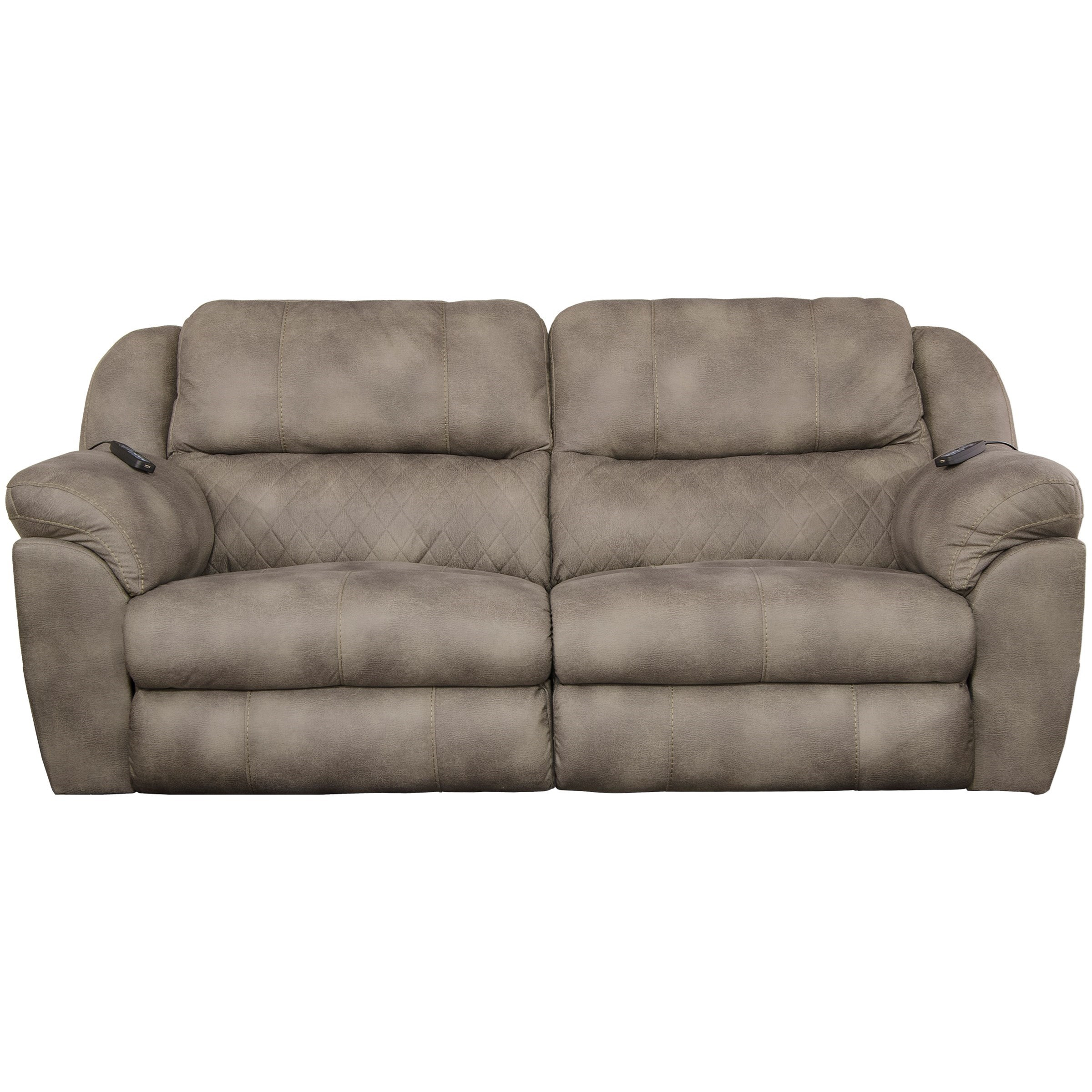 Flynn Power Lay Flat Reclining Sofa by Catnapper at Northeast Factory Direct