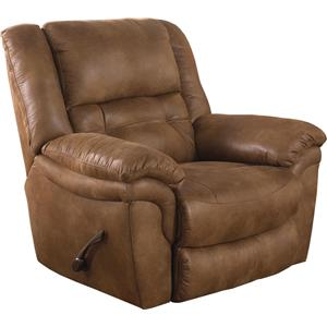 Contemporary Lay Flat Power Recliner