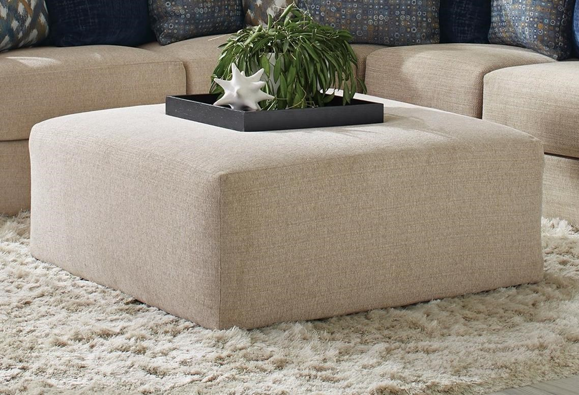 Laguna Cocktail Ottoman by Jackson Furniture at Northeast Factory Direct