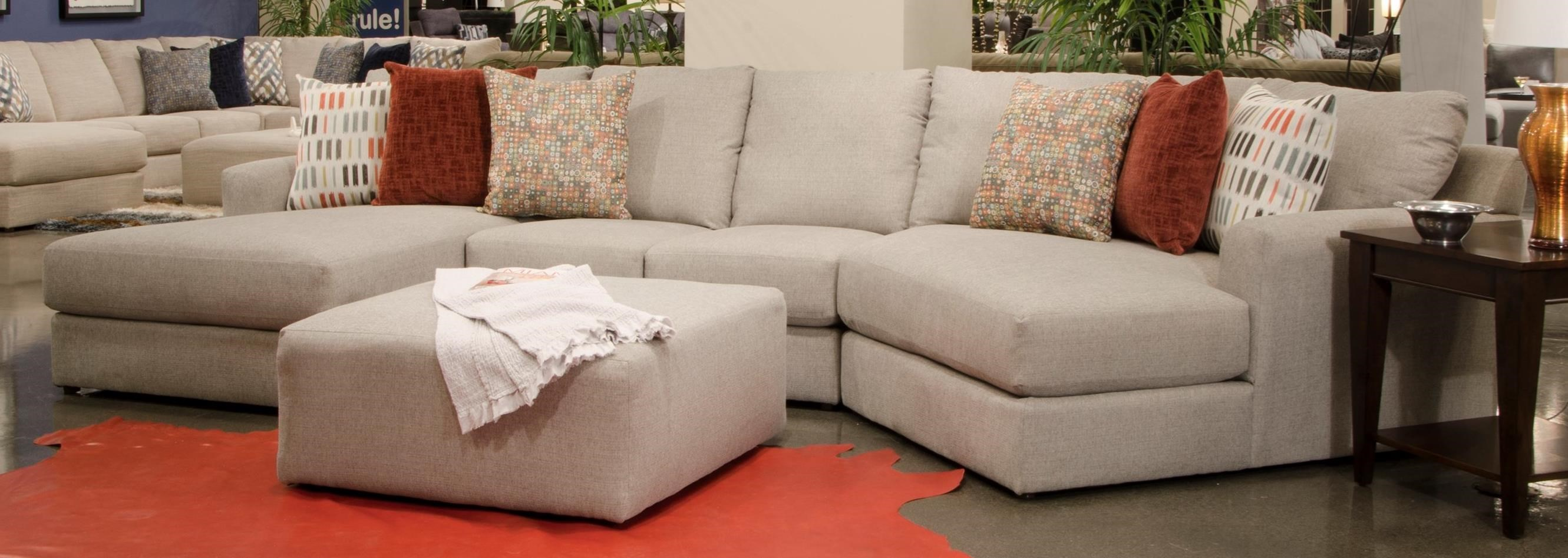 Laguna 3-Piece Sectional by Jackson Furniture at Northeast Factory Direct