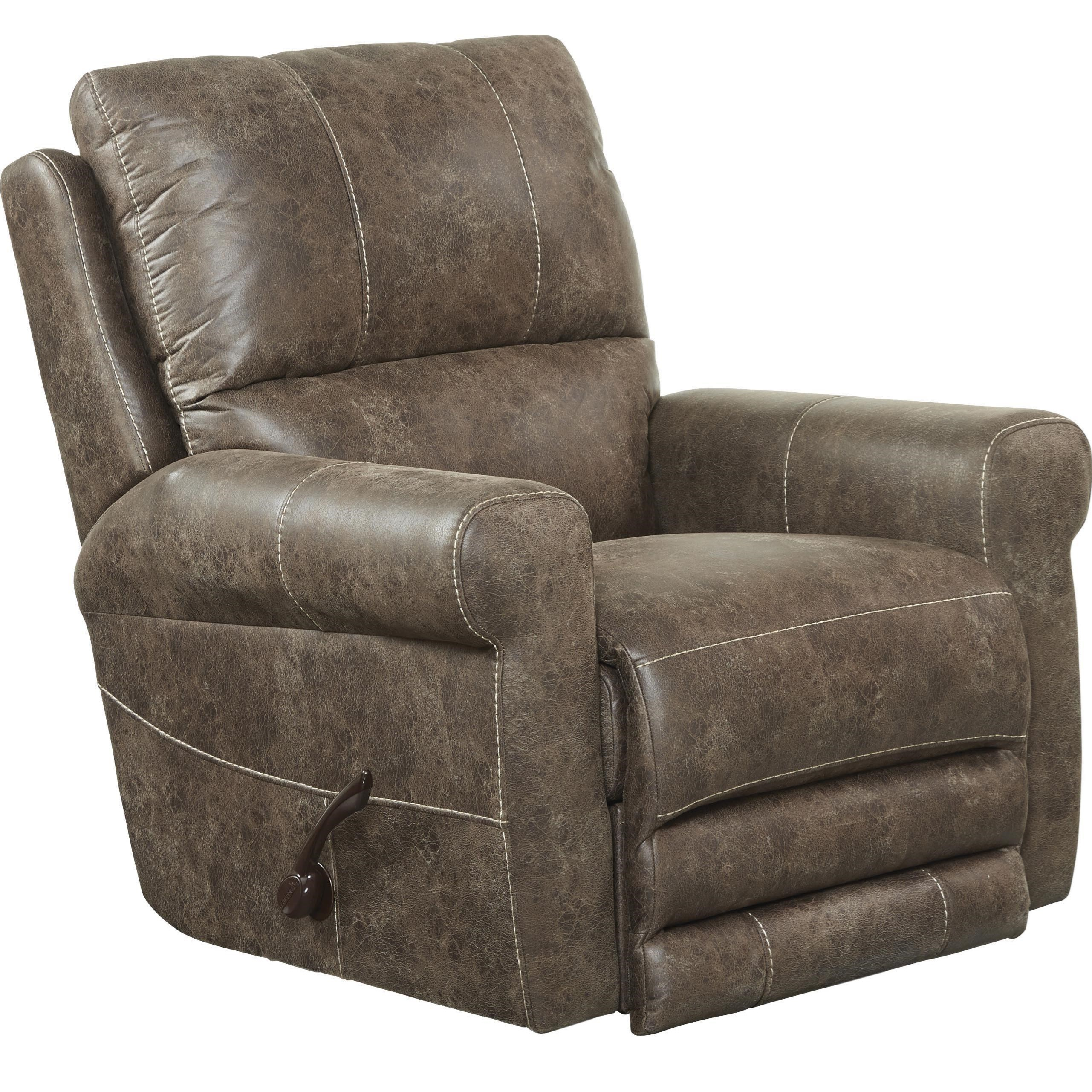 Maddie Swivel Glider Recliner by Catnapper at Standard Furniture