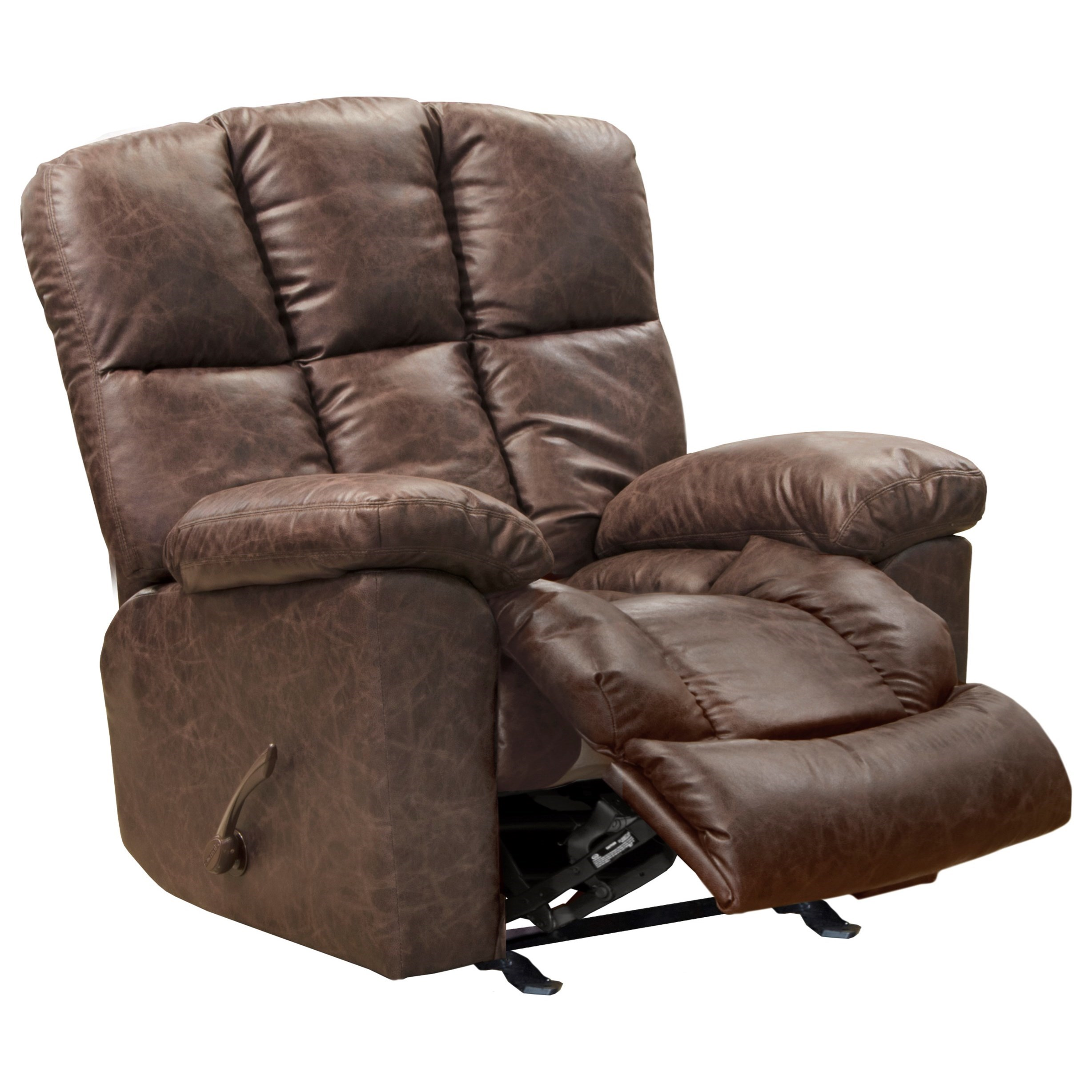 Mayfield Power Rocker Recliner by Catnapper at Northeast Factory Direct