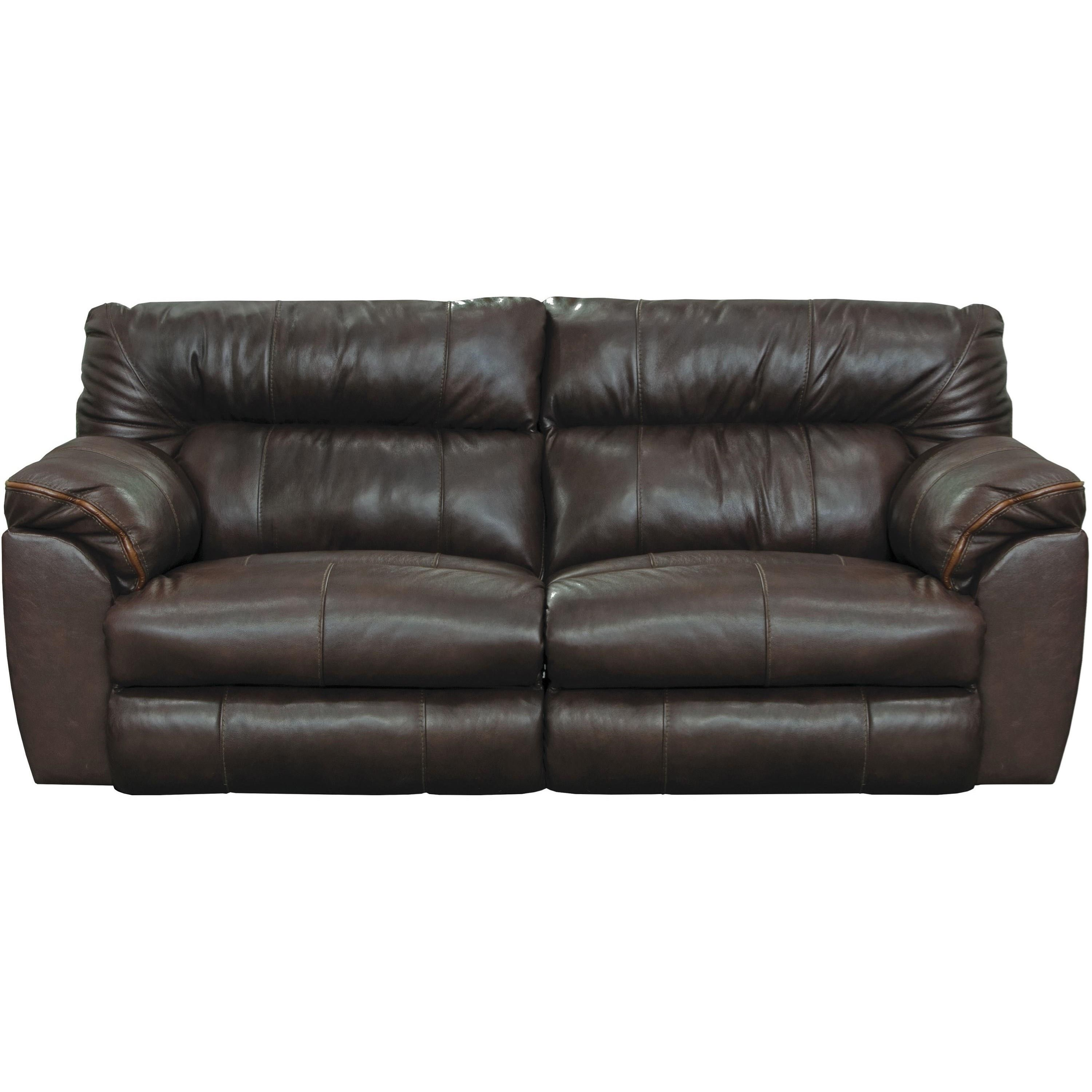 Milan Power Lay Flat Reclining Sofa by Catnapper at Northeast Factory Direct
