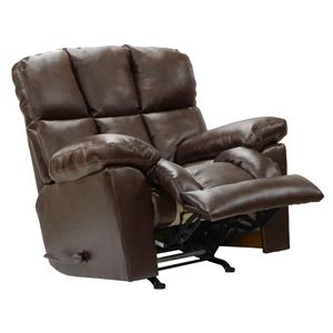 Catnapper Motion Chairs and Recliners Griffey Power Lay Flat Recliner