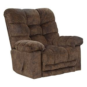 Bronson Rocker Recliner with Extra Comfort
