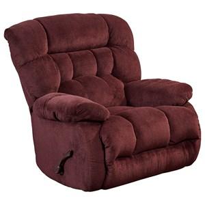Daly Swivel Glider Recliner
