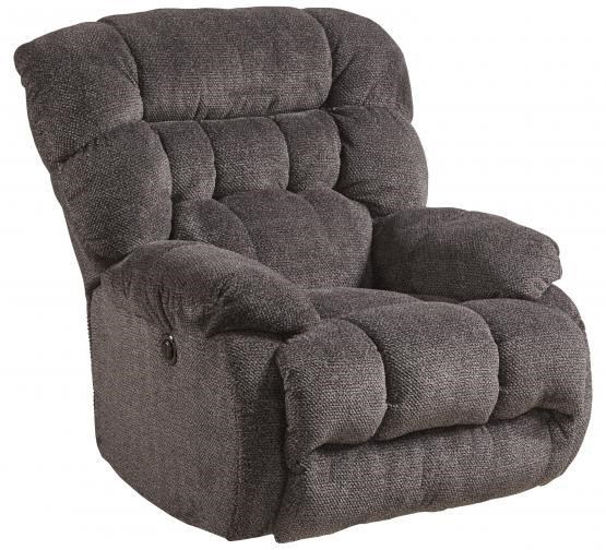 Joey Power Lay Flat Recliner by Catnapper at Crowley Furniture & Mattress