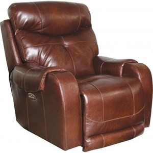 Venice Power Headrest Lay Flat Recliner with Lumbar
