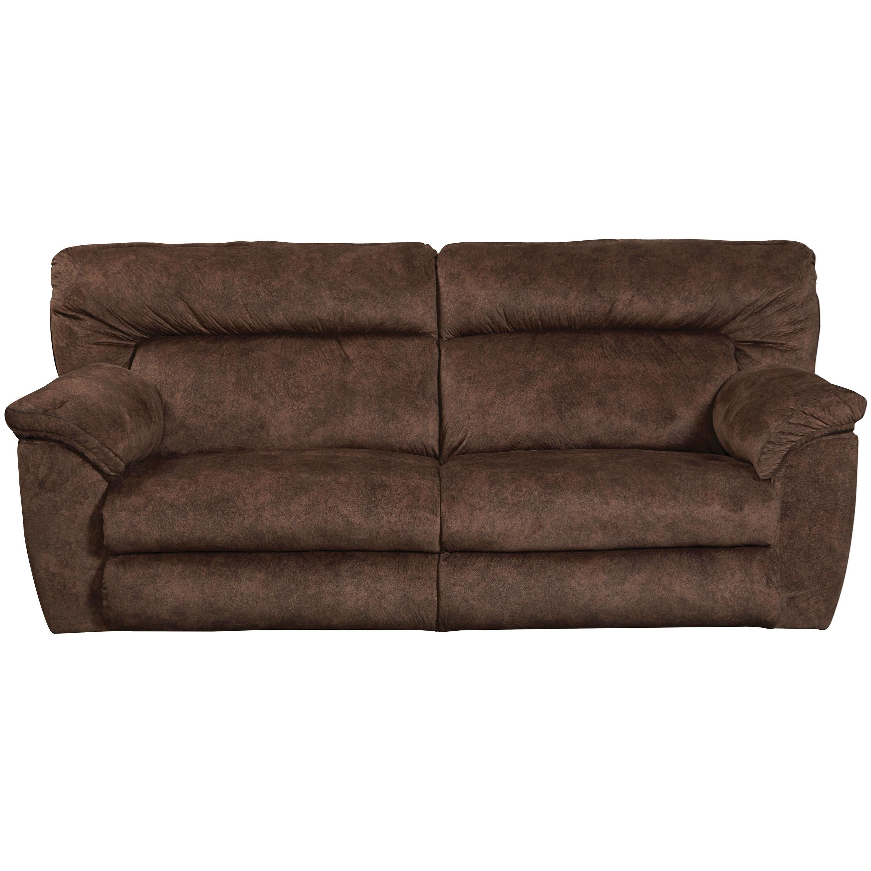 Nichols Layflat Reclining Sofa by Catnapper at Lapeer Furniture & Mattress Center