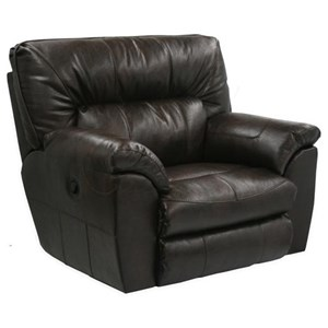 Casual Extra Wide Cuddler Recliner
