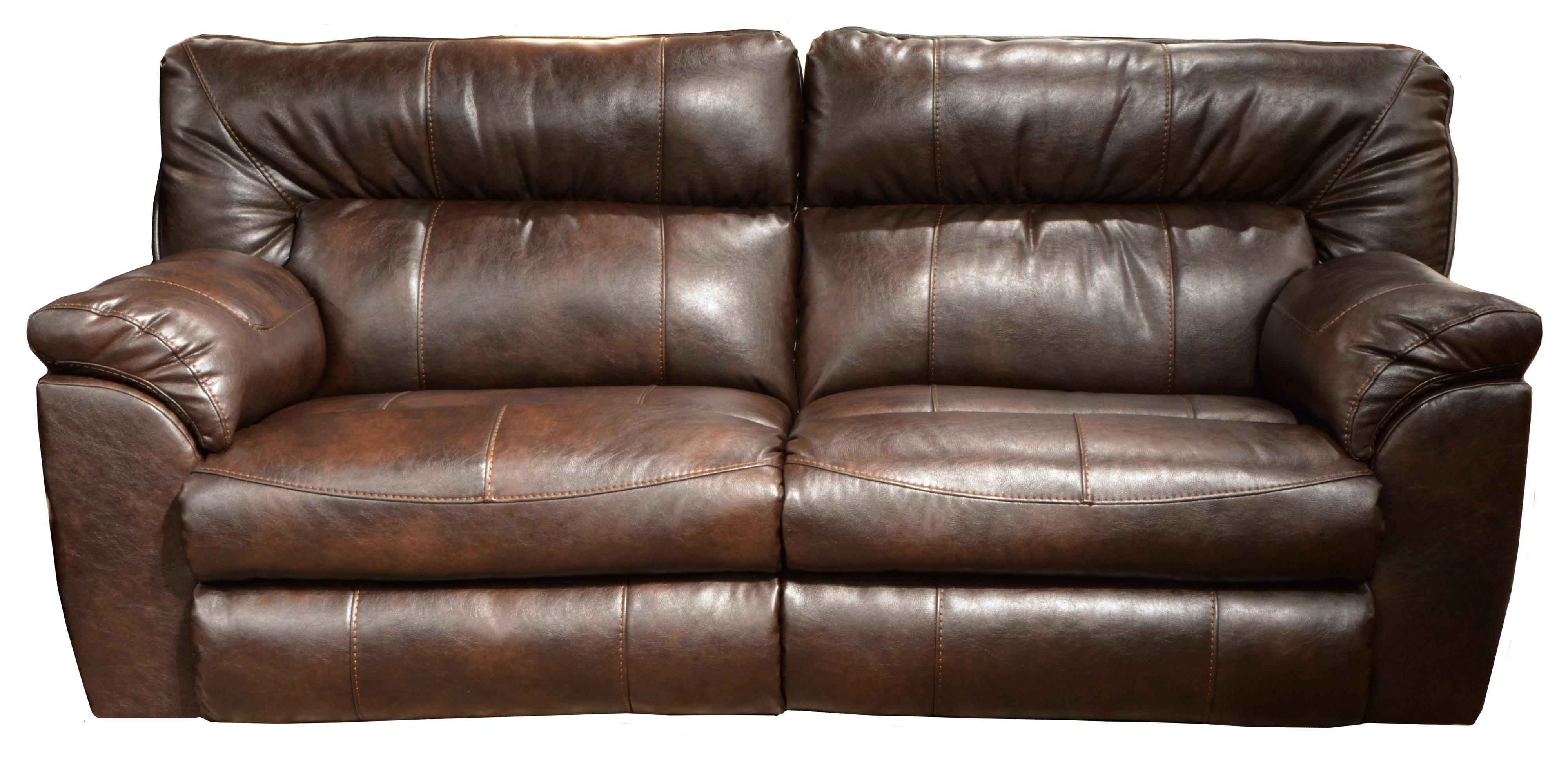 MAVERICK Extra Wide Reclining Sofa by Catnapper at EFO Furniture Outlet