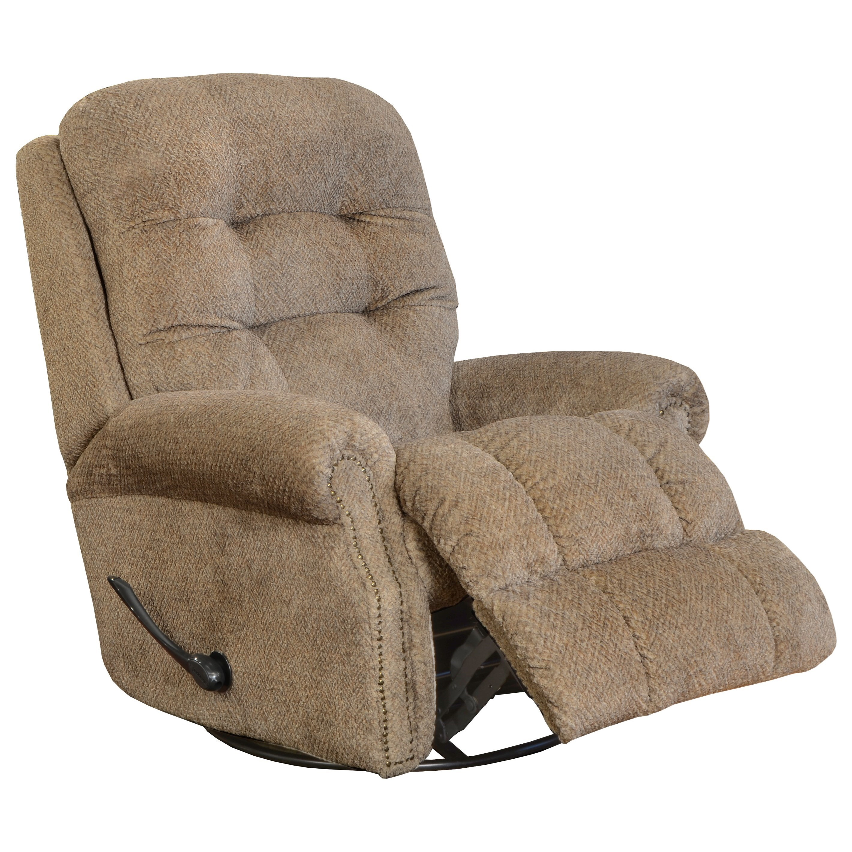 Norwood Swivel Glider Recliner by Catnapper at Johnny Janosik