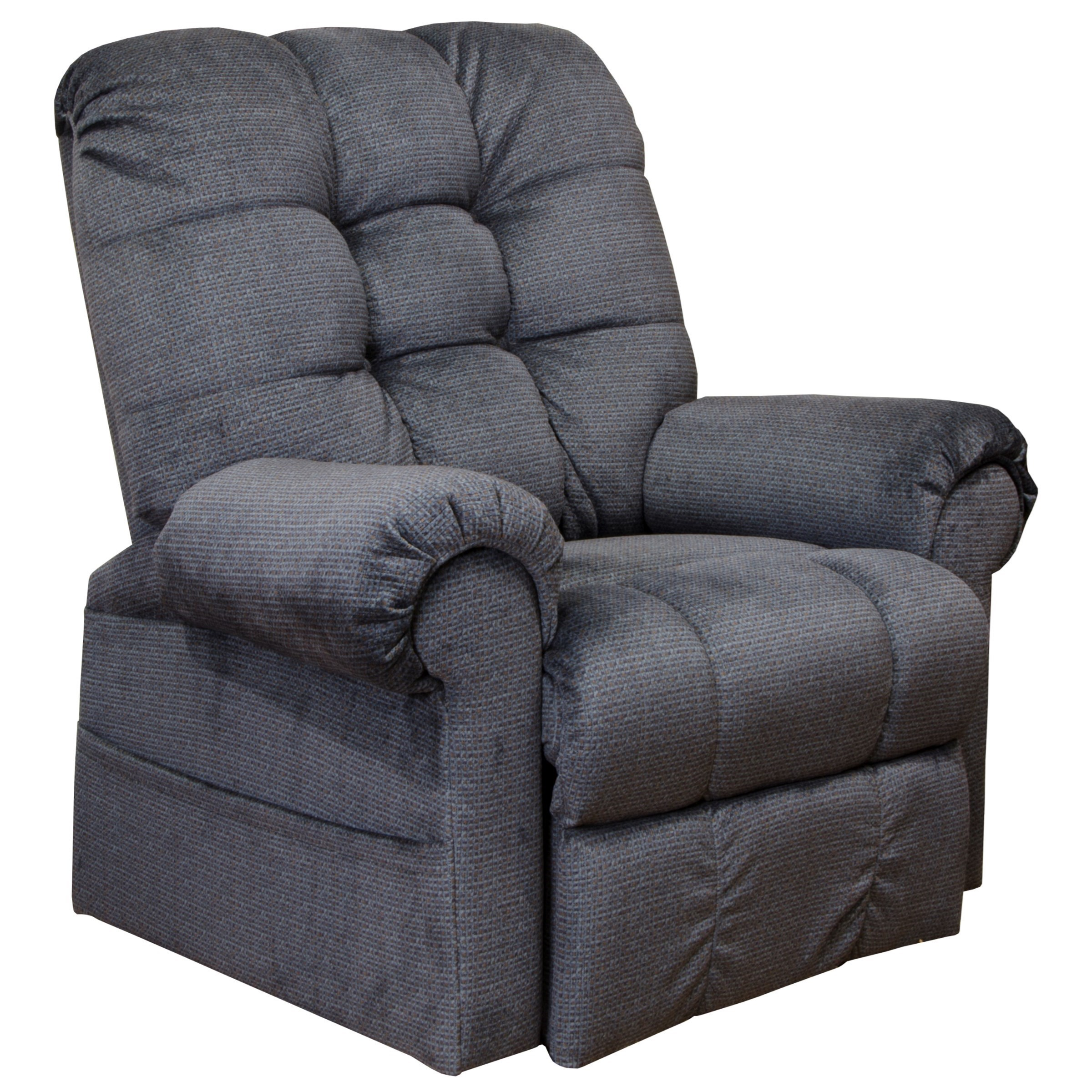 4827 Pow'r Lift Full Layout Chaise Recliner by Catnapper at Value City Furniture