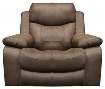 Arnold Power Headrest & Lumbar Recliner by Catnapper at Crowley Furniture & Mattress