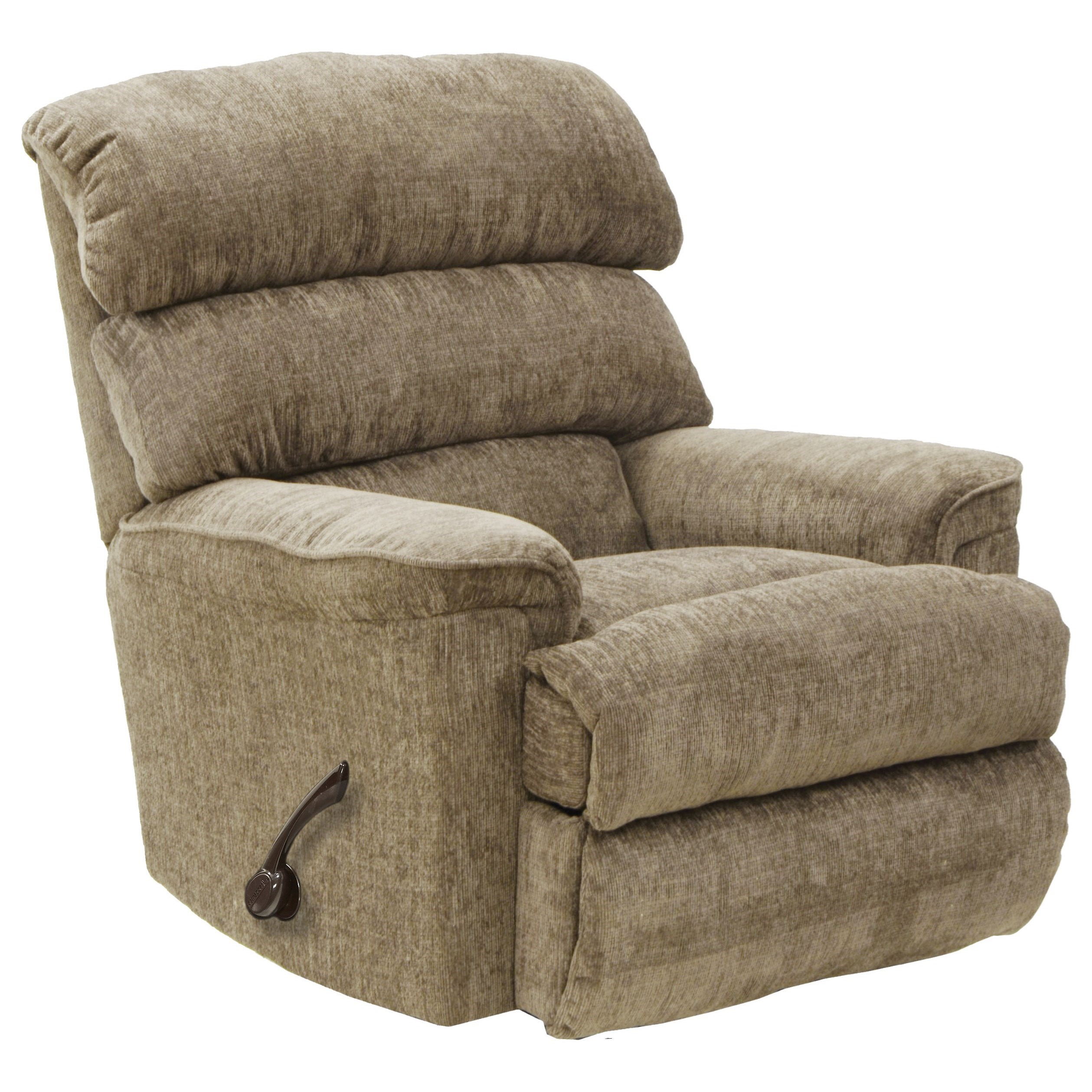 Pearson Chaise Rocker Recliner by Catnapper at Bullard Furniture