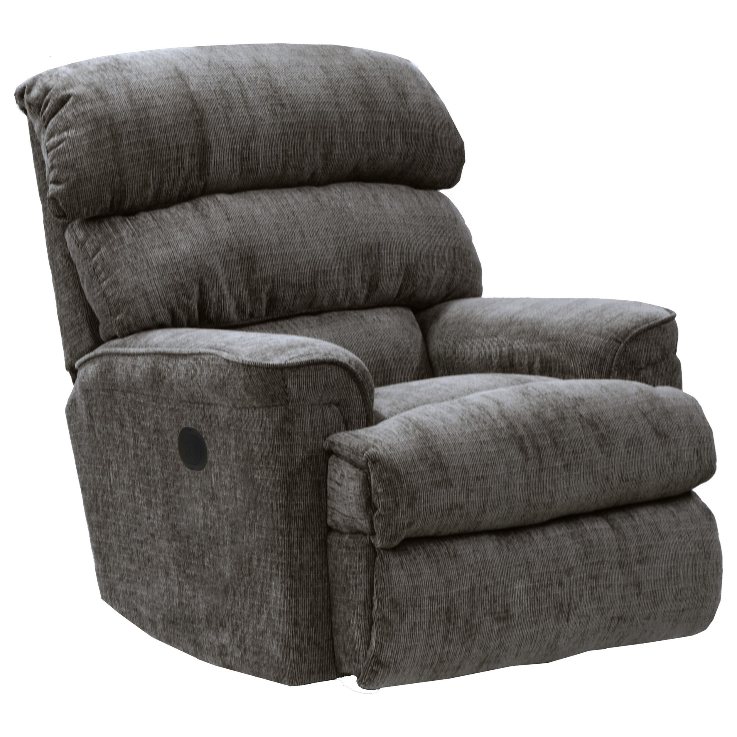 Pearson Power Wall Hugger Recliner by Catnapper at Lapeer Furniture & Mattress Center