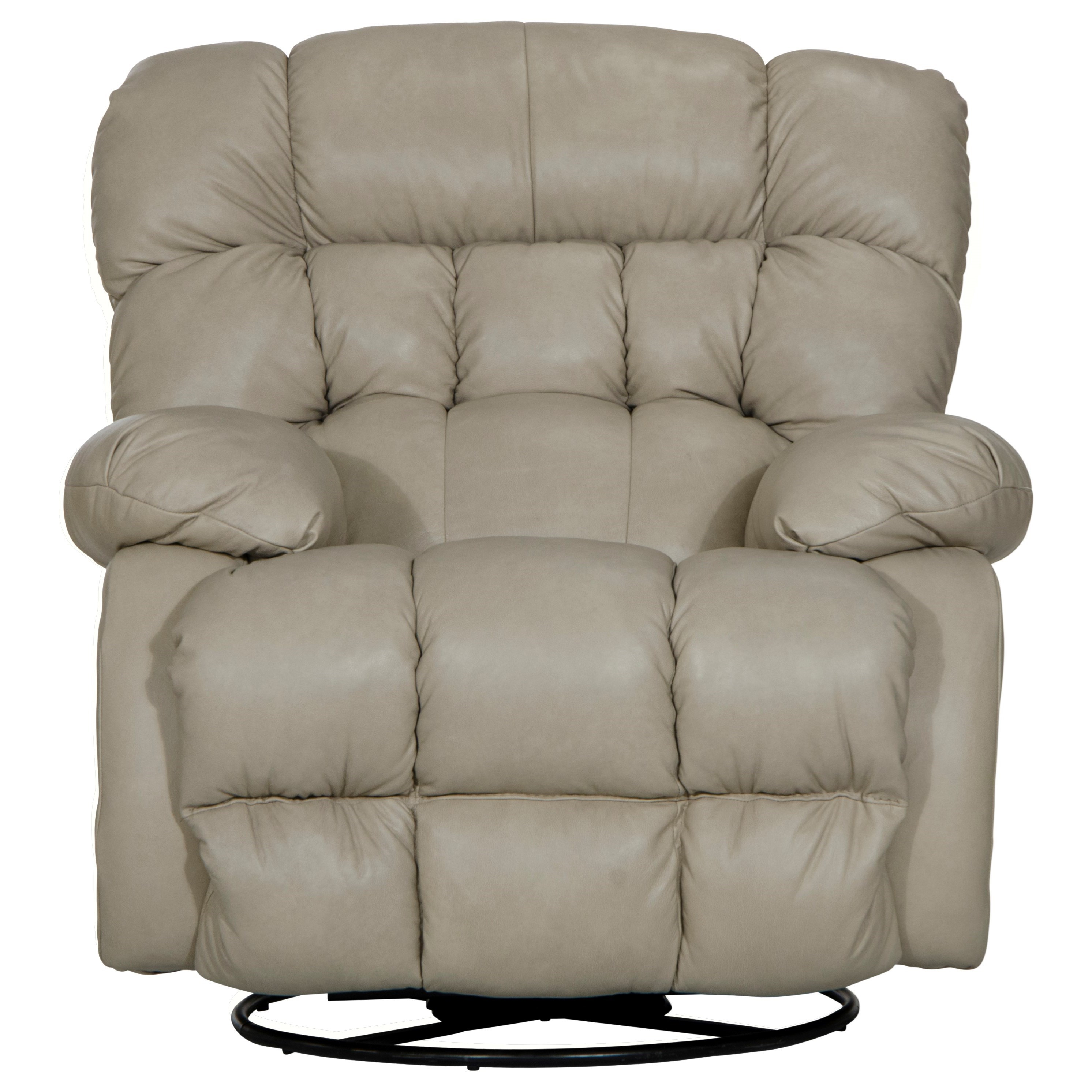 Pendleton Swivel Glider Recliner by Catnapper at Northeast Factory Direct