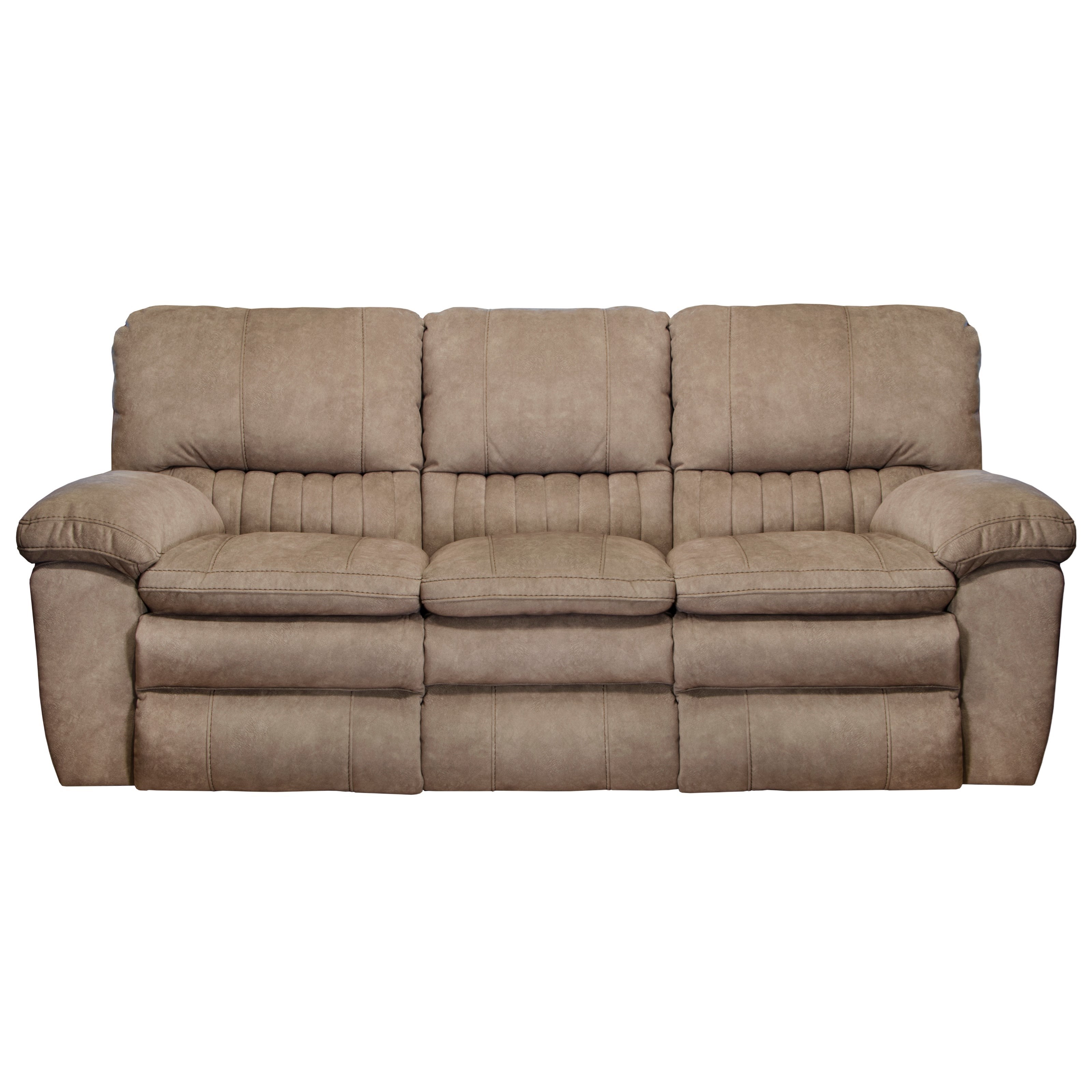 Reyes Lay Flat Reclining Sofa by Catnapper at Northeast Factory Direct
