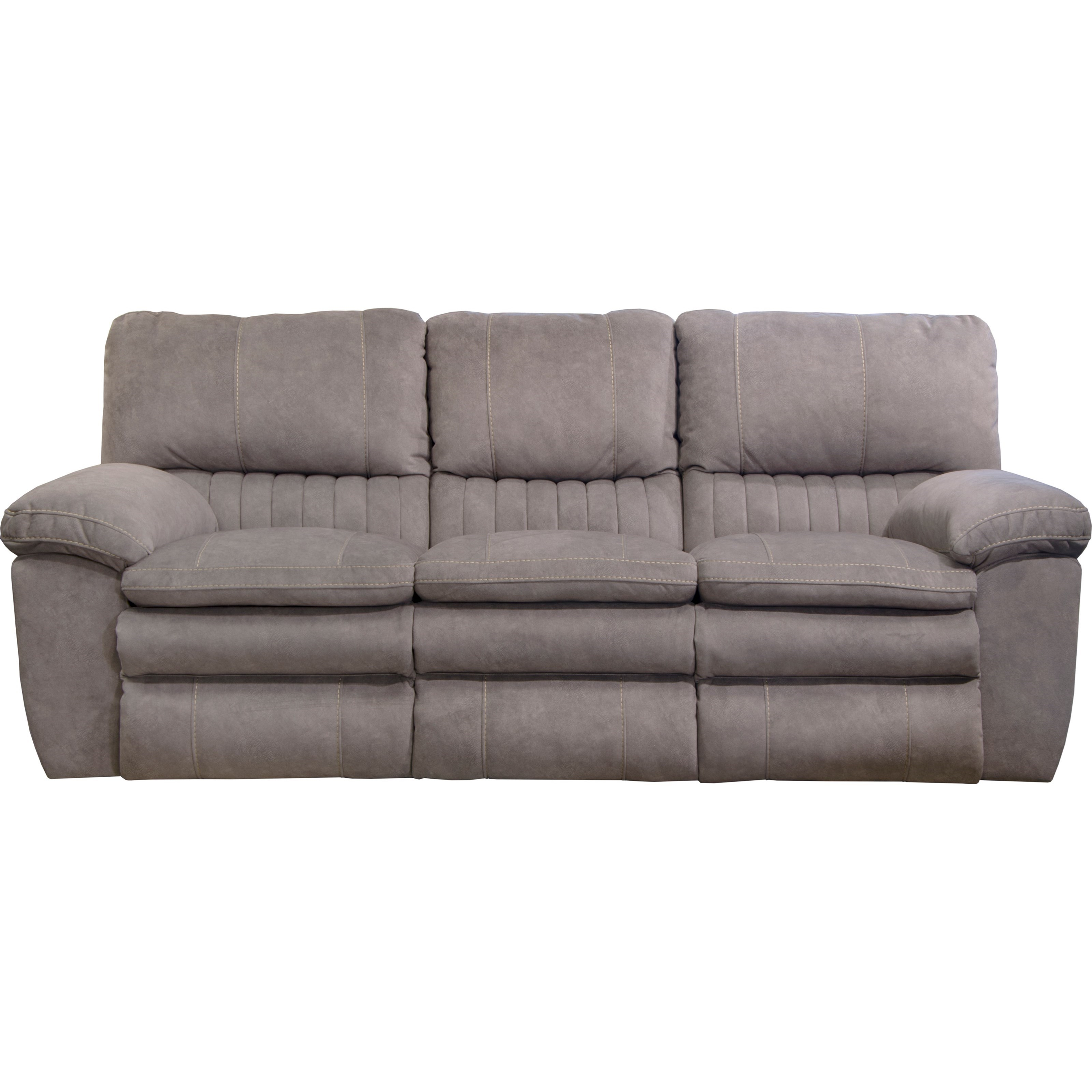 Reyes Power Lay Flat Reclining Sofa by Catnapper at Northeast Factory Direct