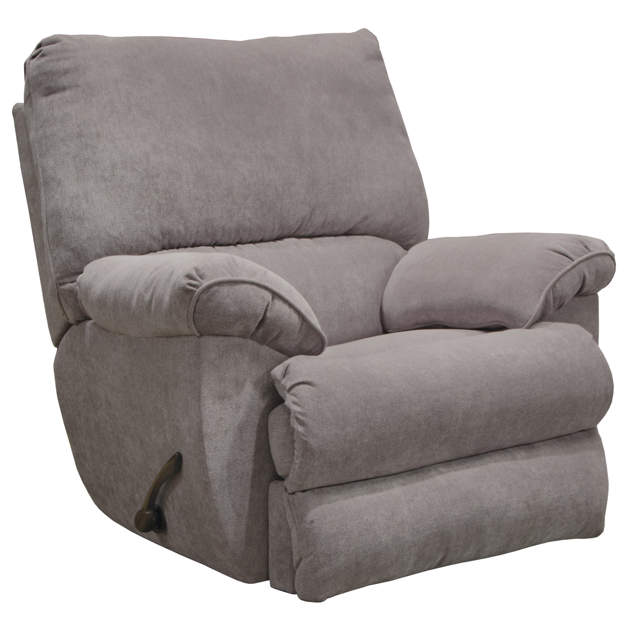 Sadler Power Lay Flat Recliner by Catnapper at Northeast Factory Direct