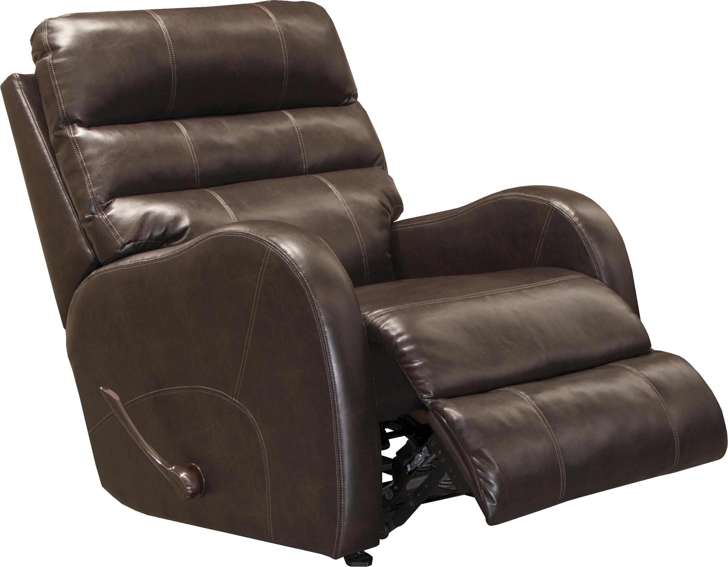 Searcy Power Recliner at Sadler's Home Furnishings