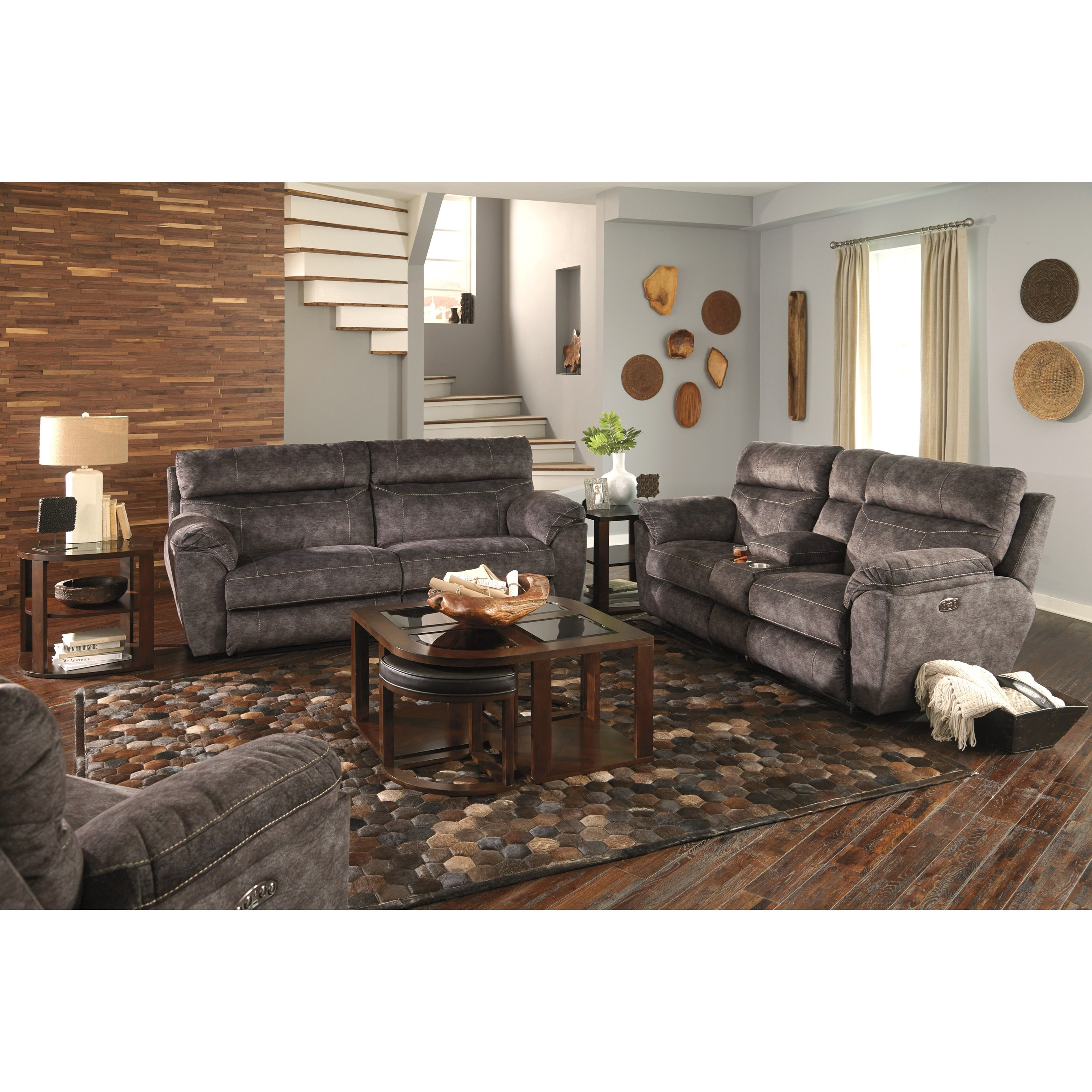 Sedona Reclining Living Room Group by Catnapper at Wilson's Furniture