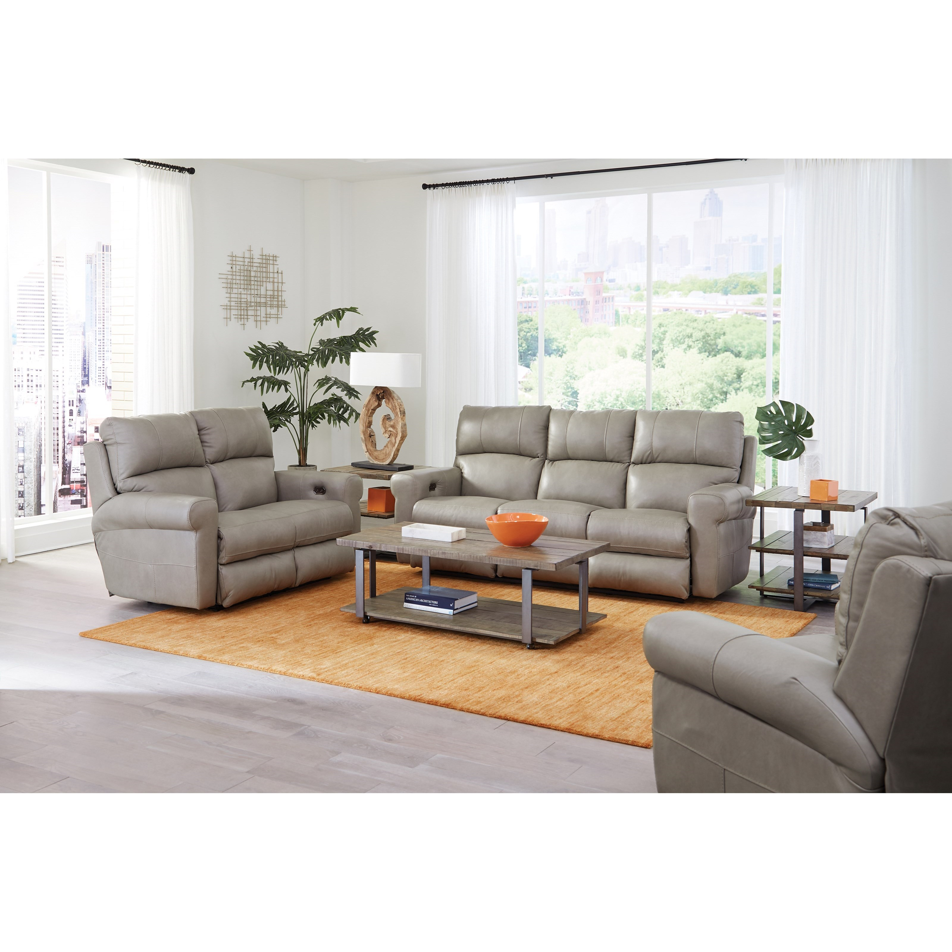 Torretta Power Reclining Living Room Group by Catnapper at Northeast Factory Direct
