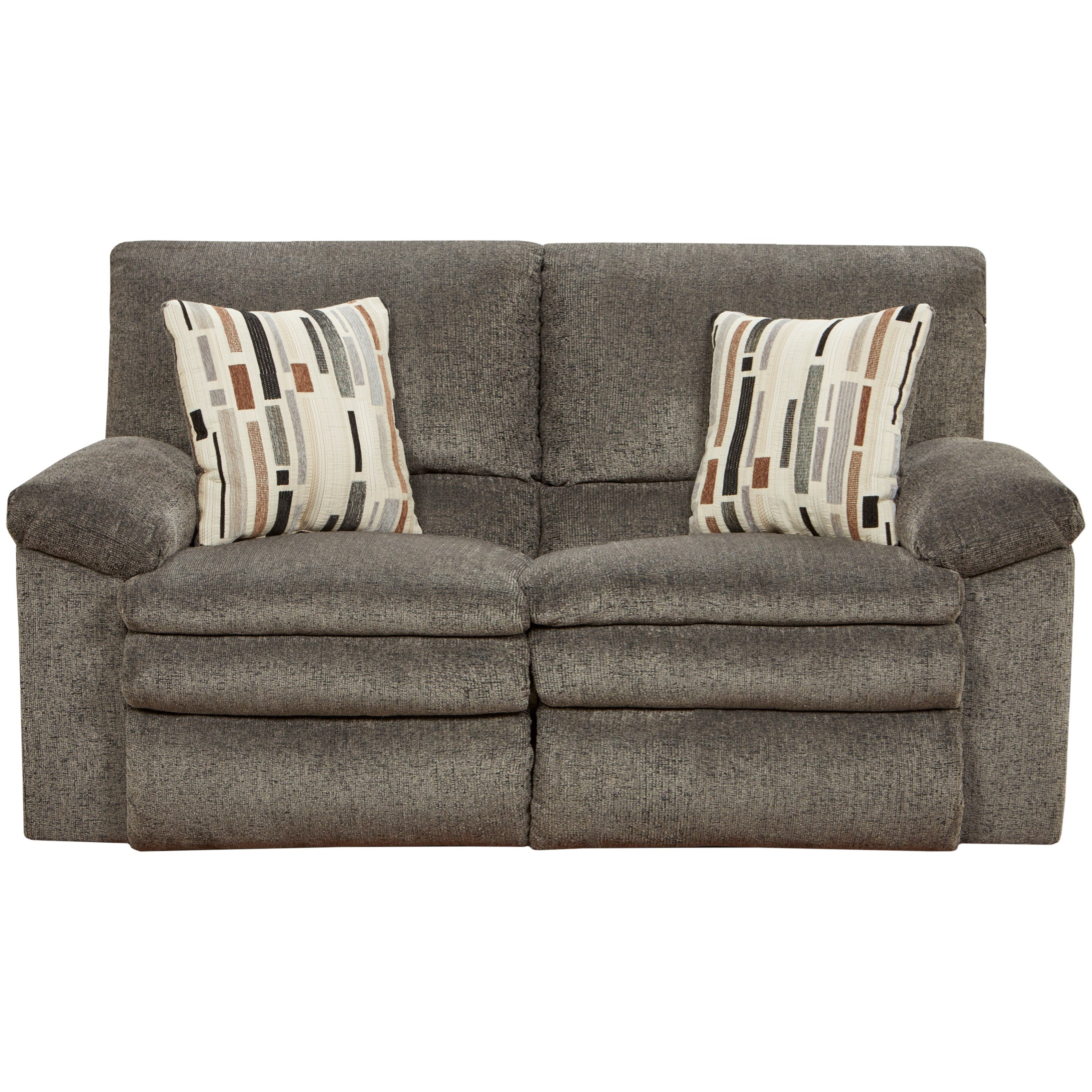 Tosh Reclining Loveseat by Catnapper at Standard Furniture