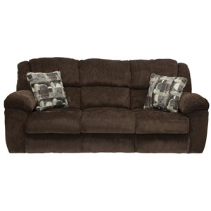 Ultimate Sofa with 3 Recliners and Drop-Down Table