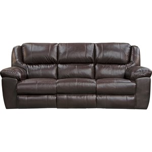 Ultimate Power Reclining Sofa with Drop-Down Table