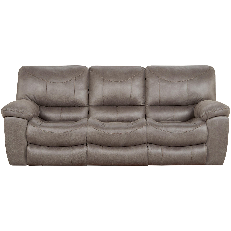 Trent Reclining Sofa by Catnapper at Johnny Janosik