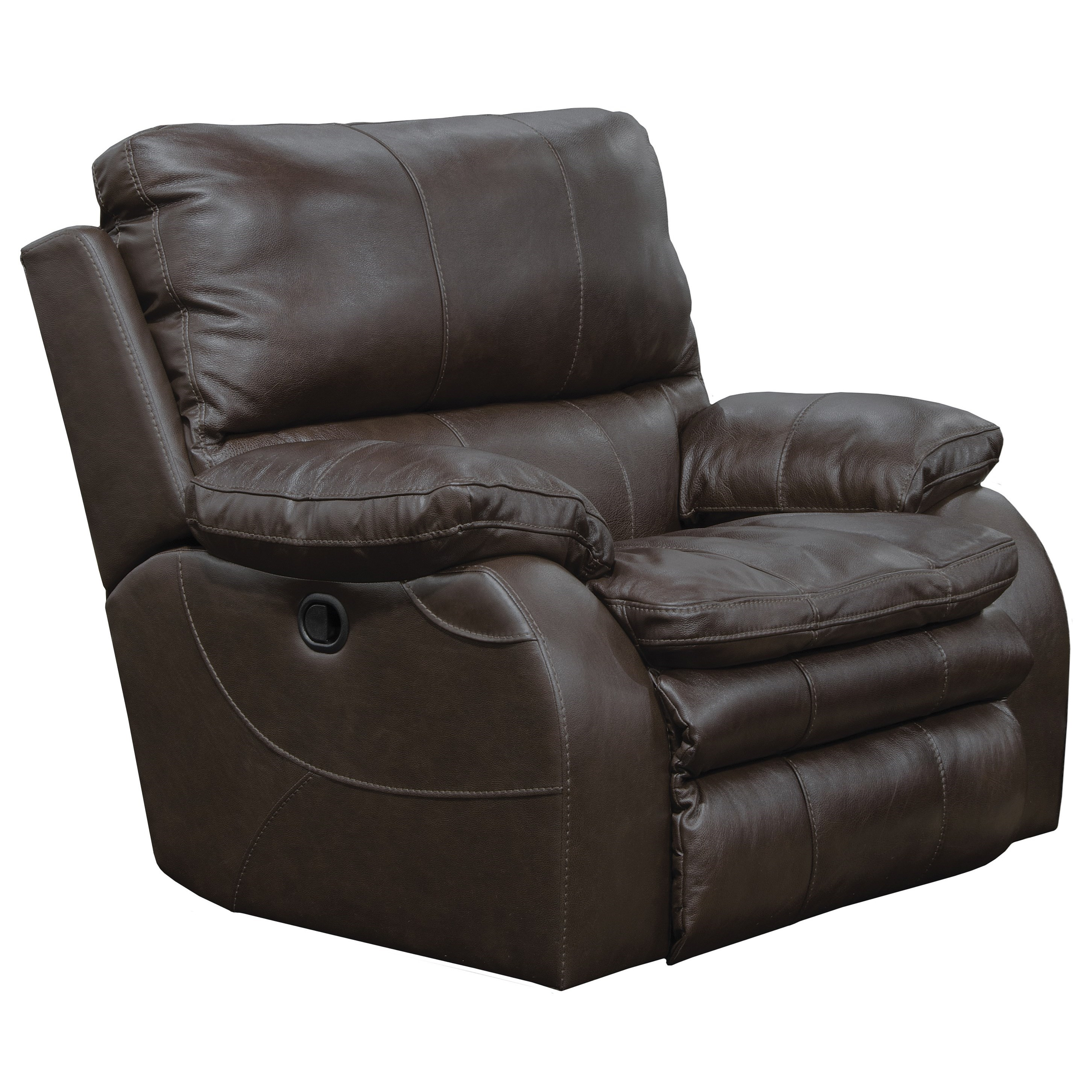 Verona Lay Flat Recliner by Catnapper at Northeast Factory Direct