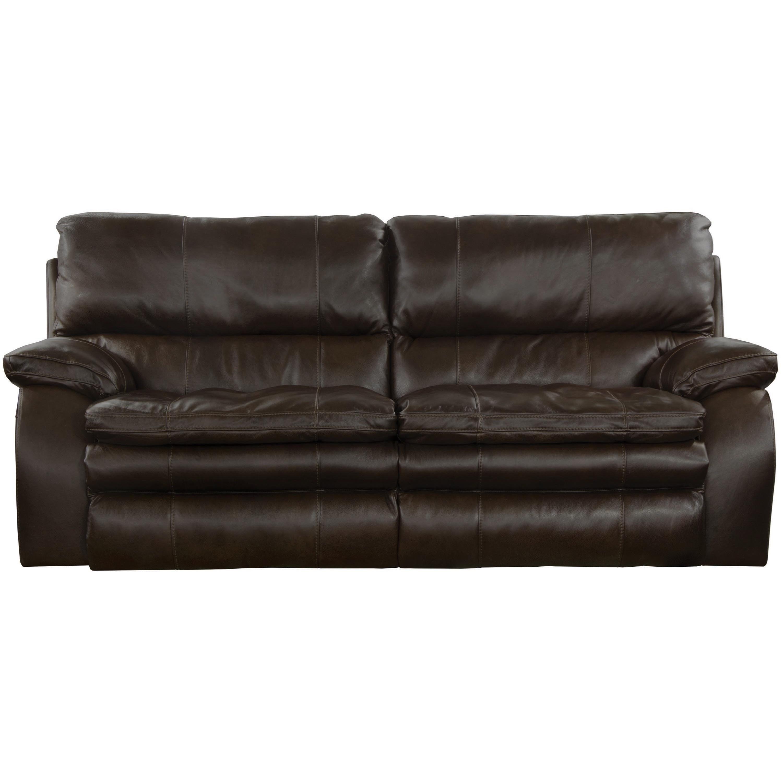 Verona Lay Flat Reclining Sofa by Catnapper at Northeast Factory Direct