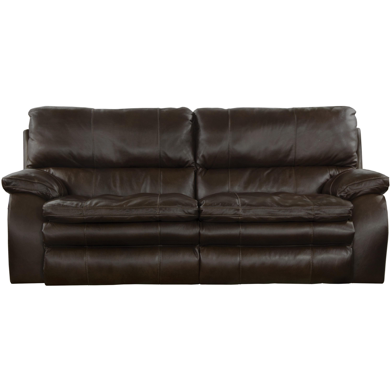 Verona Power Lay Flat Reclining Sofa by Catnapper at Northeast Factory Direct