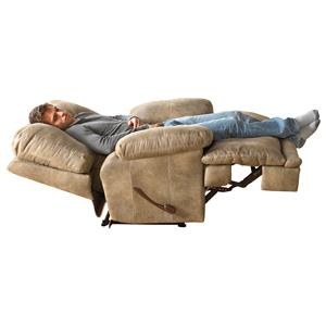 "POWER Single Seat ""Lay Flat"" Recliner"