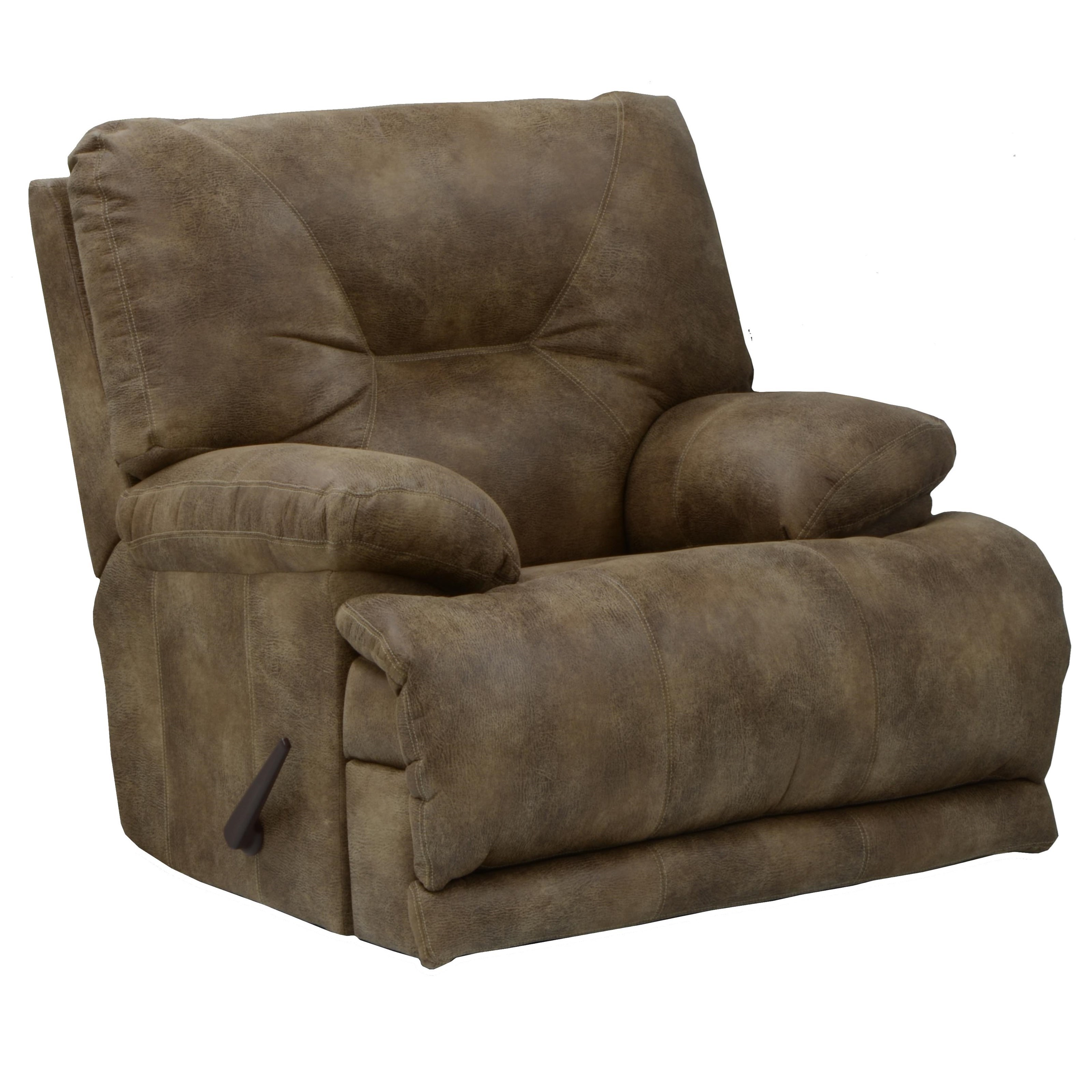 Voyager Power Lay Flat Recliner by Catnapper at Standard Furniture