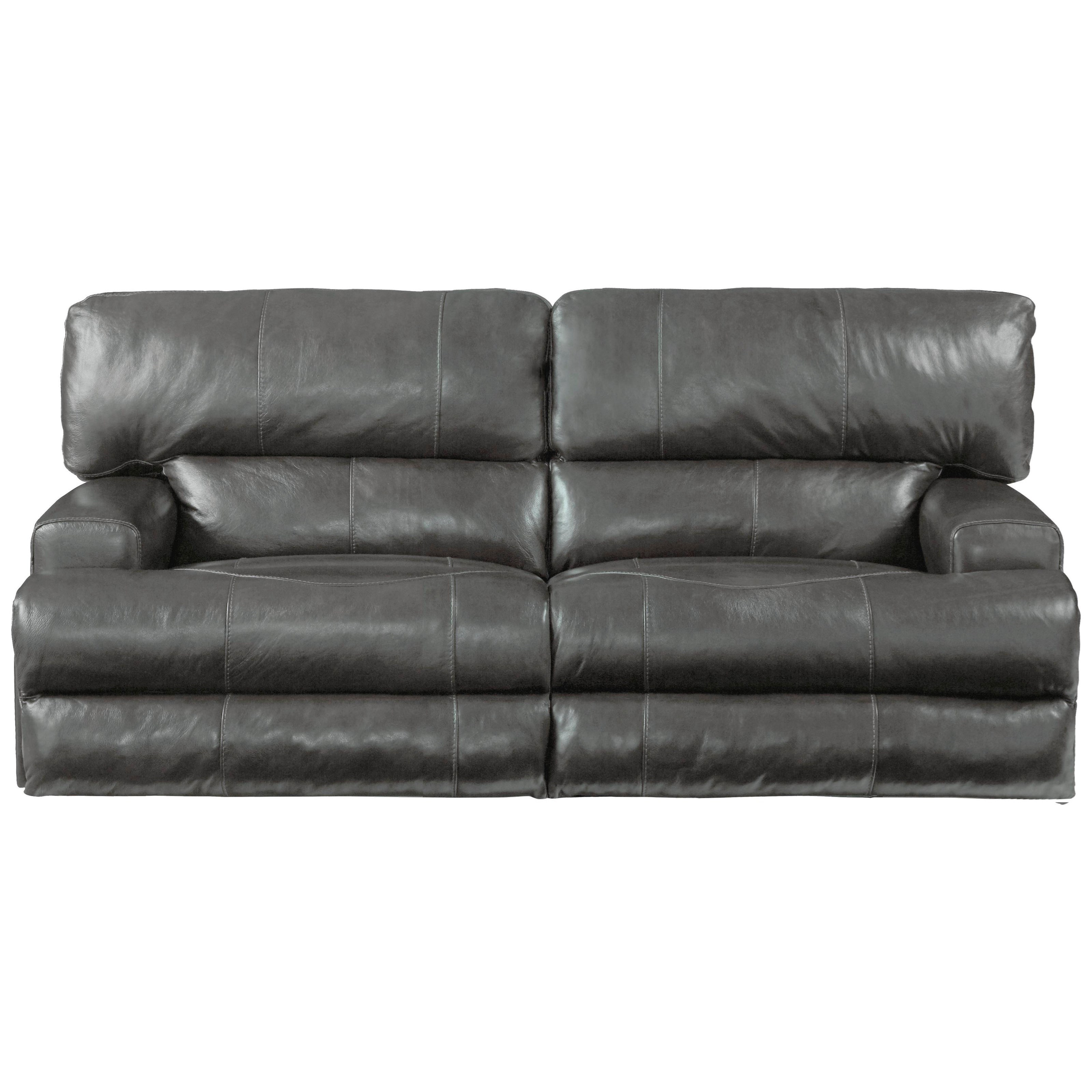 Wembley Power Lay Flat Reclining Sofa by Catnapper at Northeast Factory Direct