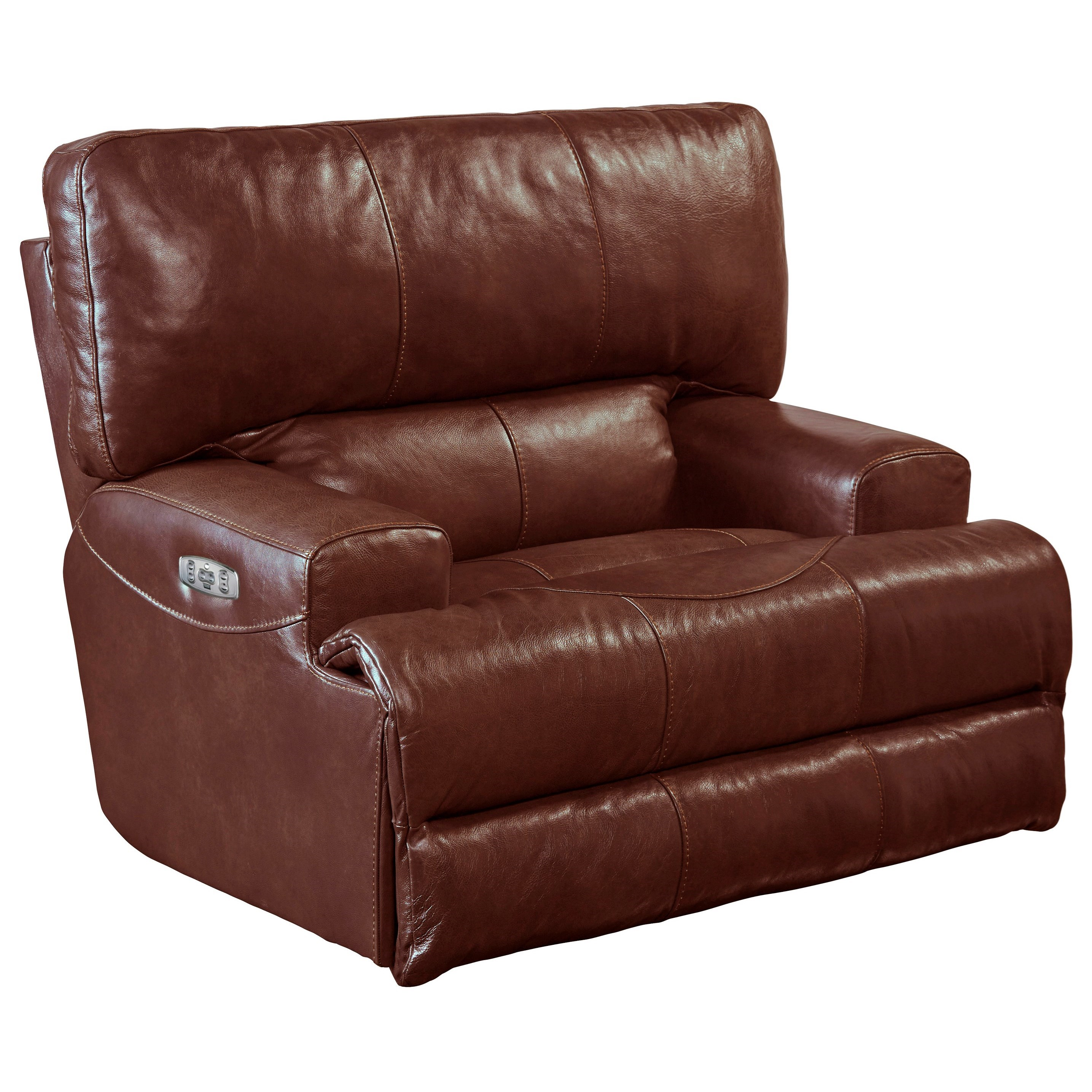 Wembley Power Lay Flat Recliner  by Catnapper at Northeast Factory Direct