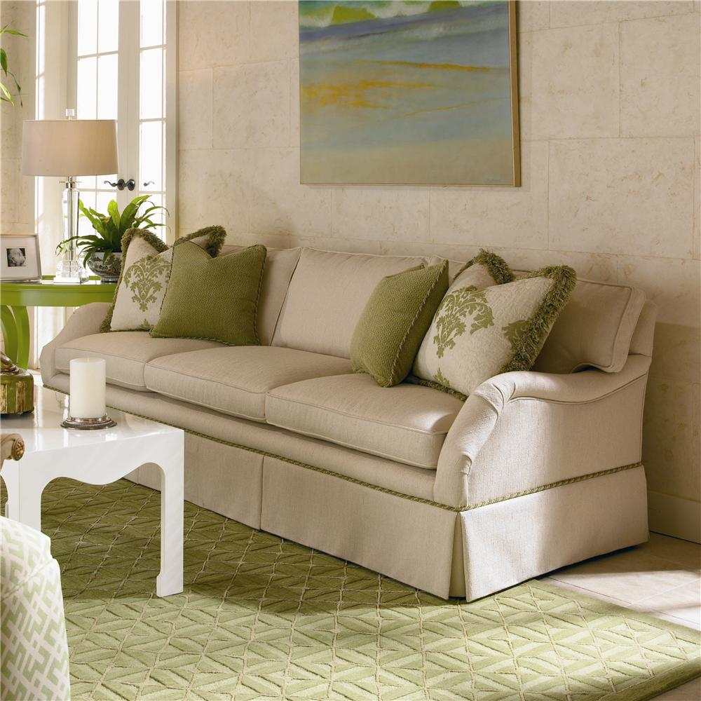 1000 Multiple Length CustomSeries 66 to 100 Inch Customizable Sofa by Century at Baer's Furniture