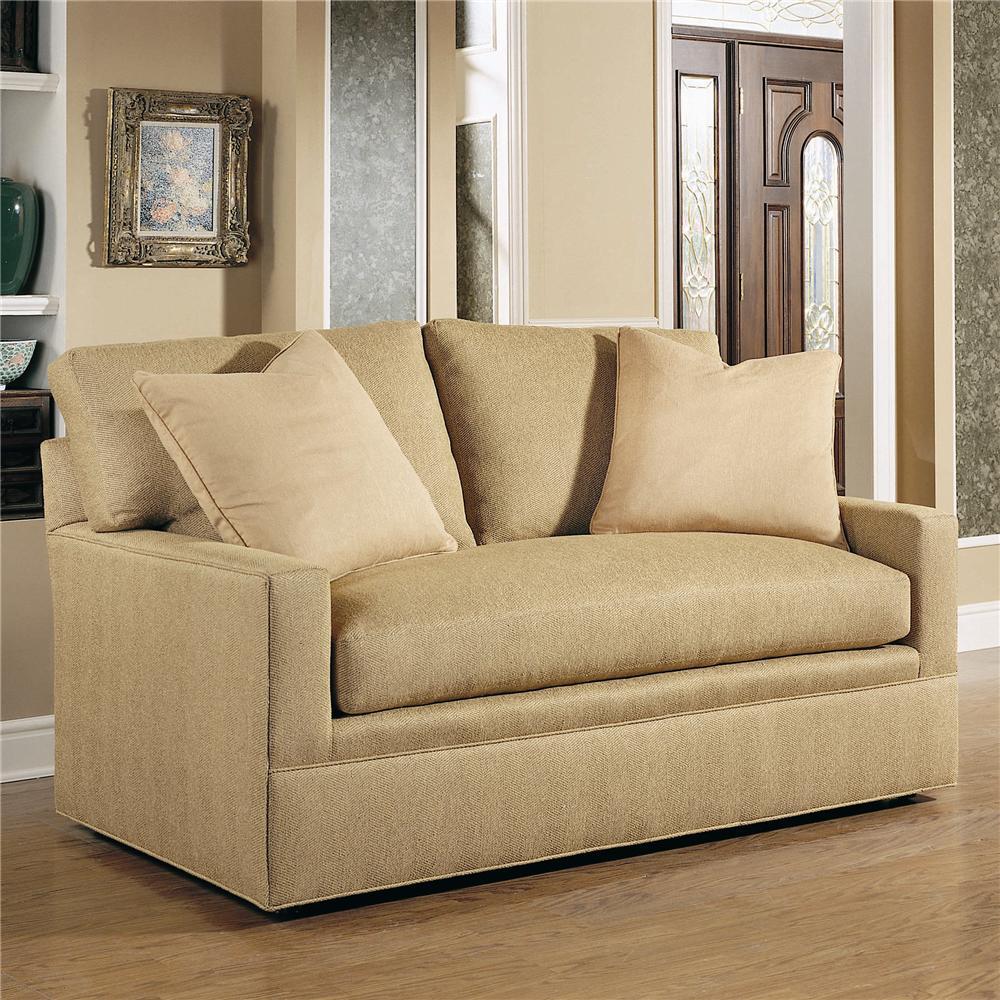 2000 Eight Step Custom 60 to 100 Inch Custom Sofa by Century at Baer's Furniture
