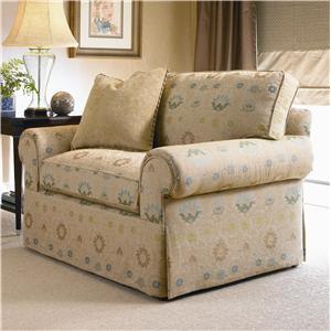 Century 2000 Eight Step Custom Chair n Half