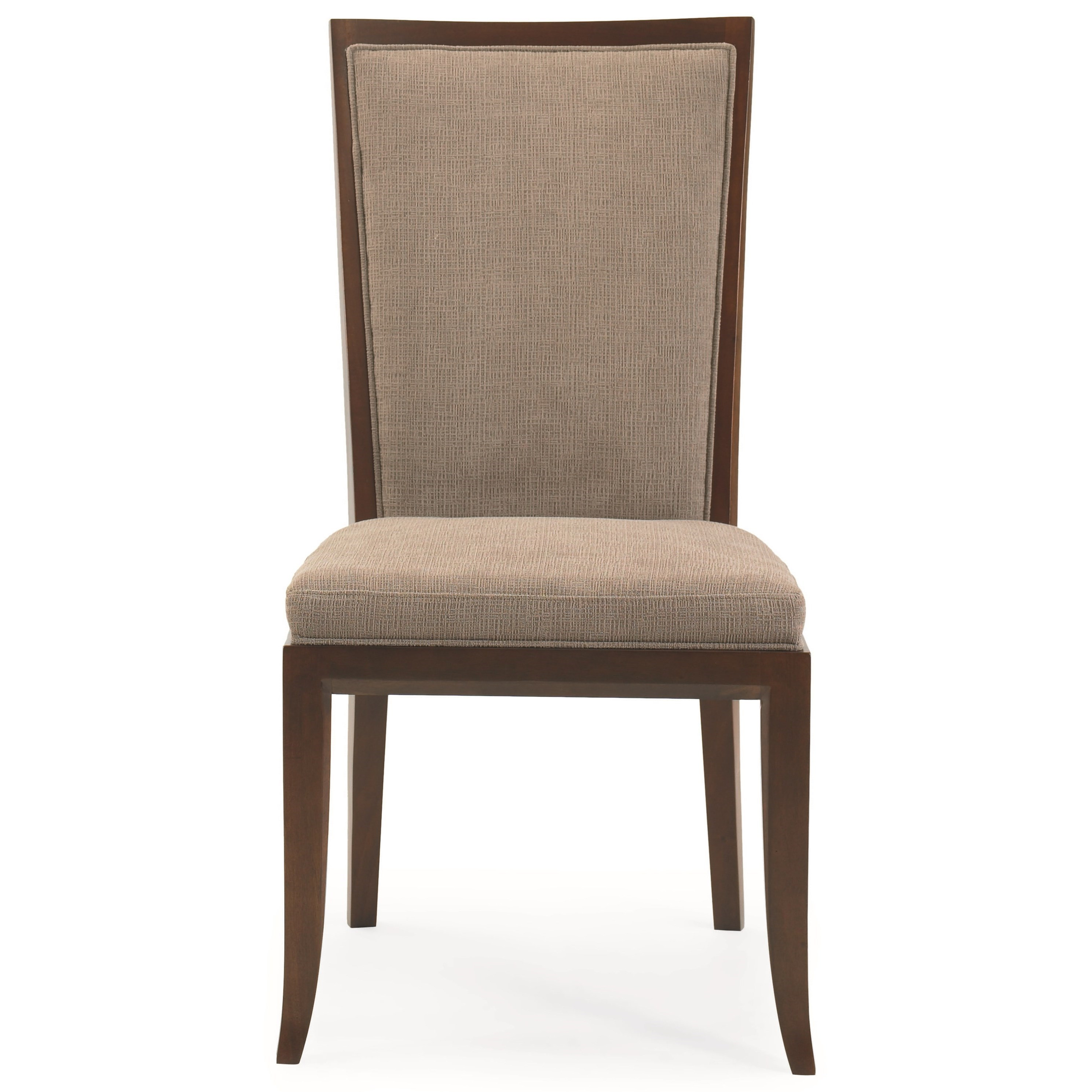 3377 Luna Park Side Chair by Century at Jacksonville Furniture Mart