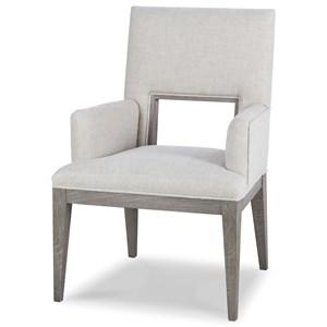 Kendall Oak Arm Chair