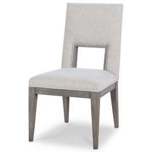 Kendall Oak Side Chair